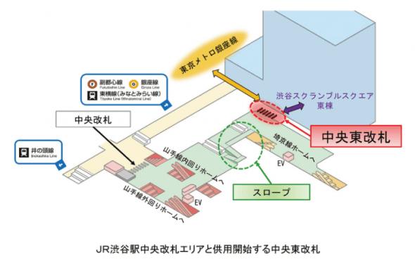 blog_渋谷駅中央改札